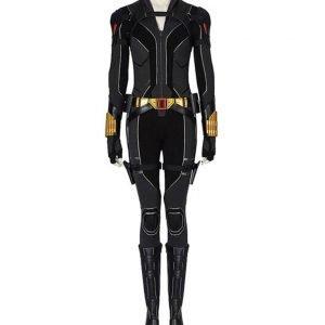 2020 Black Widow Jumpsuit