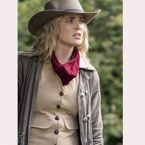 Legends Of Tomorrow S05 Sara Lance Coat