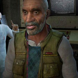 Half-Life 2 Dr. Eli Vance Vest