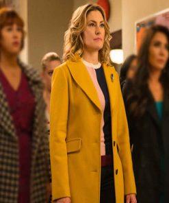Riverdale Alice Cooper Yellow Coat