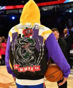 Los Angeles Devin Booker Lakers Kobe Hoodie