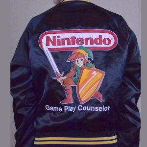 Nintendo Jacket For Sale