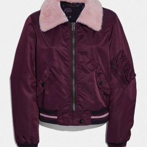 Lili Reinhart Riverdale S04 Betty Cooper Bomber Jacket