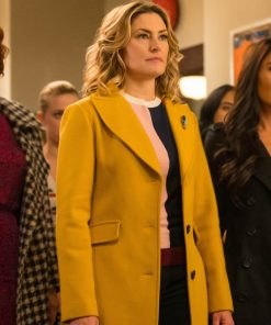 Betty Cooper Brown Trench Riverdale Seasob 4 Lili Reinhart Coat