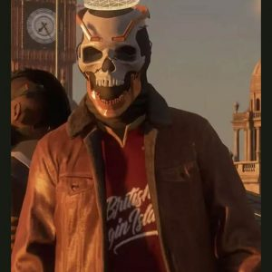 Watch Dogs Legion Ian Robshaw Jacket
