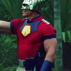 The Suicide Squad John Cena Peacemaker Jacket