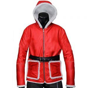 Santa Claus Christmas Red Costume