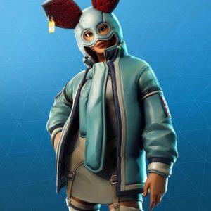 Flapjackie Fortnite Animal Bunny Jacket