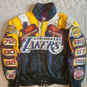 Los Angeles Lakers NBA Champions Jacket