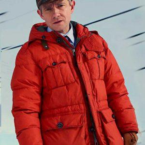 Martin Freeman Parachute Jacket